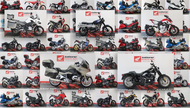 dernière conception profiter du prix le plus bas fournir beaucoup de Concessionario Honda, moto nuove e usate | Tottene